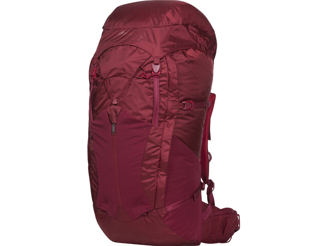 Bergans W's Senja 55 Backpack Burgundy/Red